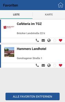 Cityguide Potsdam-Mittelmark screenshot 3