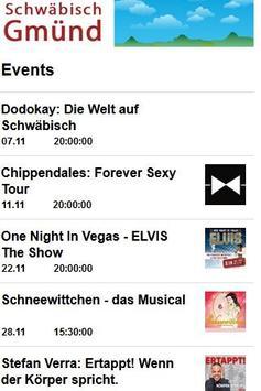Schwäbisch Gmünd apk screenshot