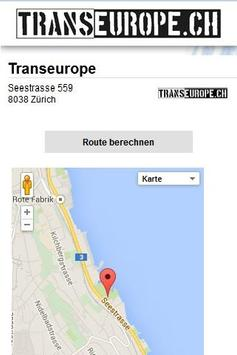 Transeurope apk screenshot