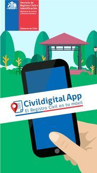 Civildigital-APP poster