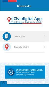 Civildigital-APP apk screenshot