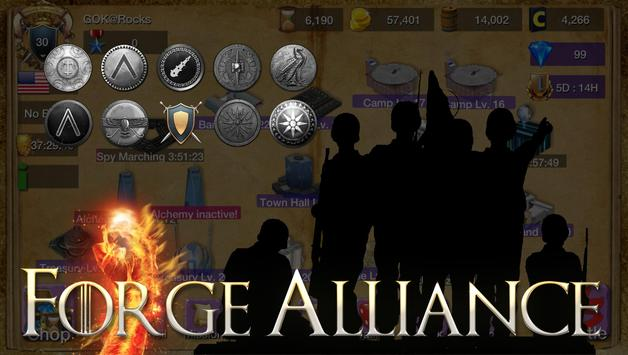 Forge of Warring Empires apk screenshot