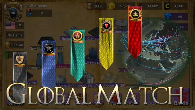 Conquest, Command and Conquer apk screenshot