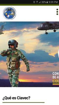 CIAVEC poster