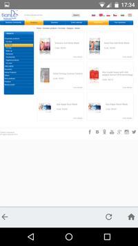 TianDe Mobile Application apk screenshot