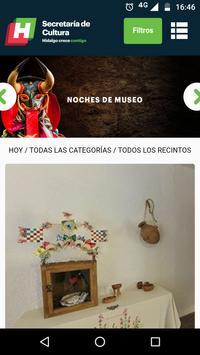 Cartelera Cultural de Hidalgo poster