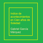 Indice Cien Años de Soledad icon
