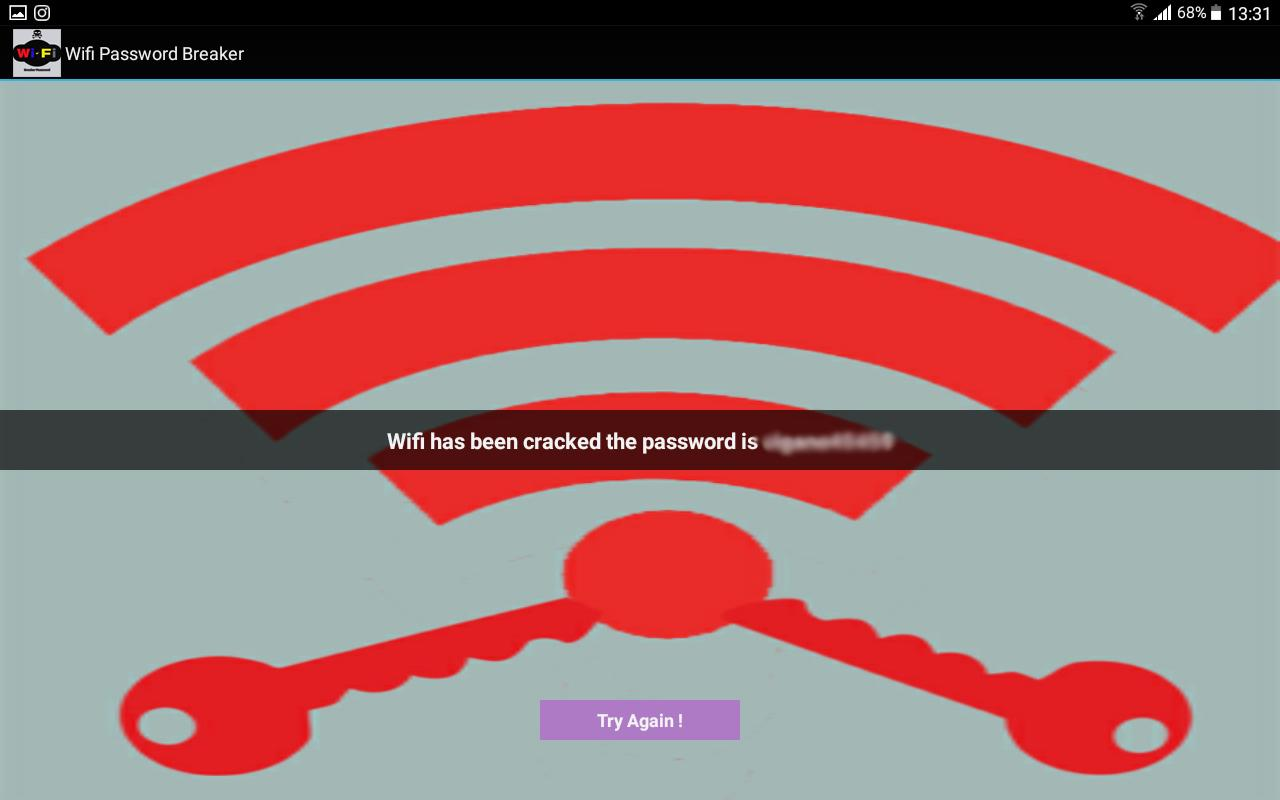 Wifi Password Breaker for Android - APK Download