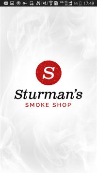Sturman's Smoke Shop poster
