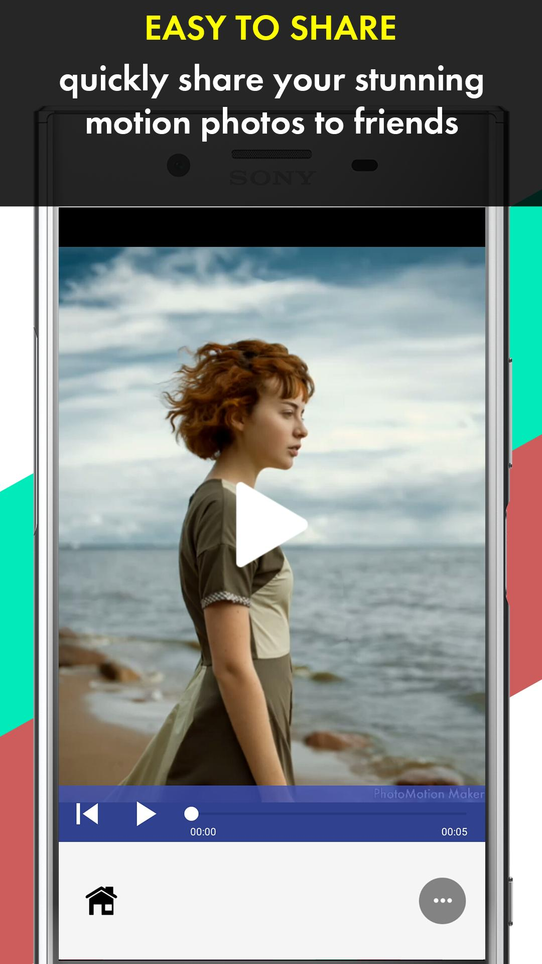 PhotoMotion Maker, Living & Animated Photo Creator for Android - APK