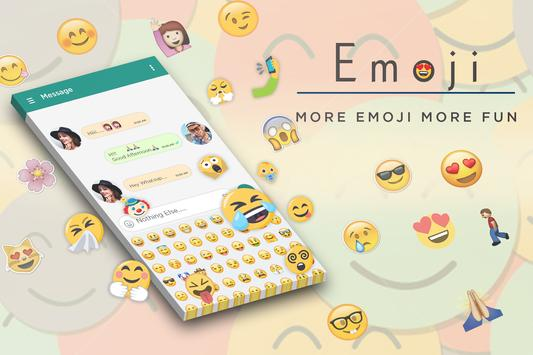 Keyboard theme for Whatsaapp- Design for Whatsaapp screenshot 1