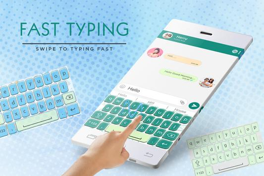 Keyboard theme for Whatsaapp- Design for Whatsaapp screenshot 2