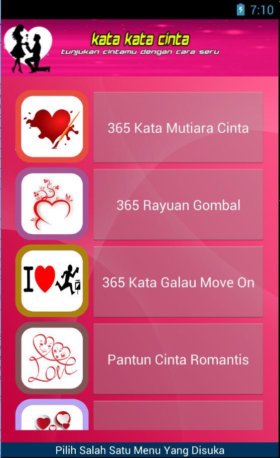 Kata Kata Cinta Fur Android Apk Herunterladen