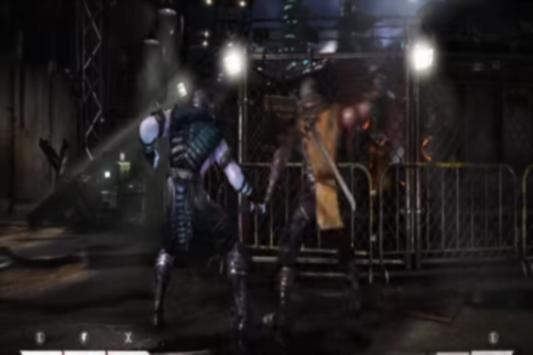 Hint Mortal Kombat X Fight screenshot 1