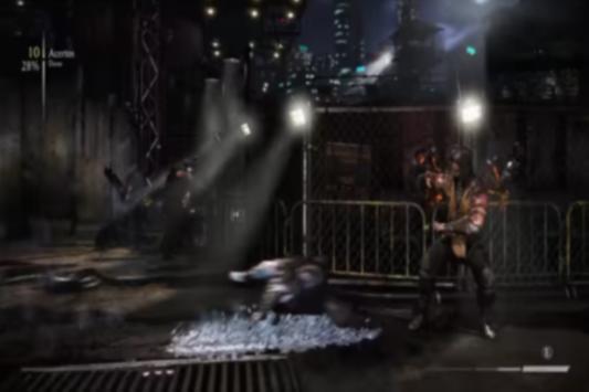 Hint Mortal Kombat X Fight screenshot 5