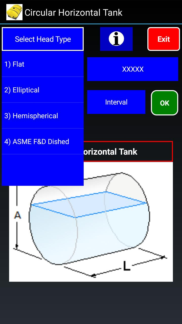 Tank Volume Calculator PROMO for Android - APK Download