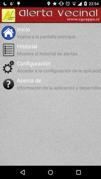 Alerta Vecinal Jardín del Sur apk screenshot
