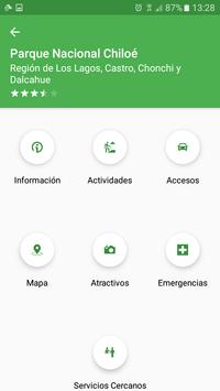 Parques Nacionales de Chile apk screenshot