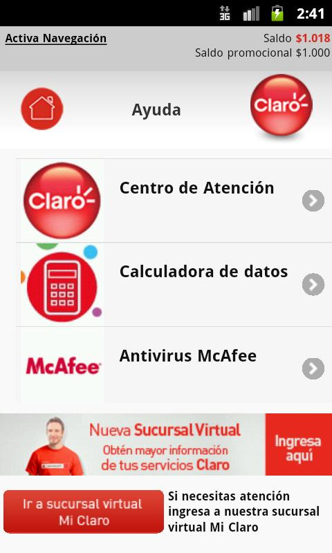 Mi Portal Claro for Android - APK Download