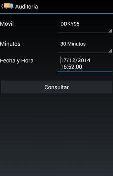 CLARO-GPS screenshot 3