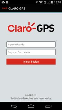 CLARO-GPS poster