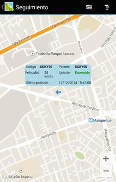 CLARO-GPS screenshot 2