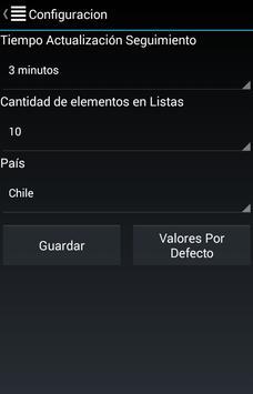 CLARO-GPS screenshot 6