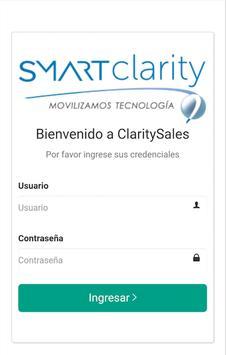 ClaritySales Tractocentro poster