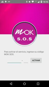 MOK S.O.S poster