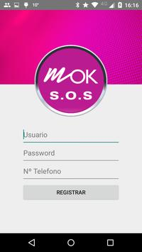 MOK S.O.S screenshot 1