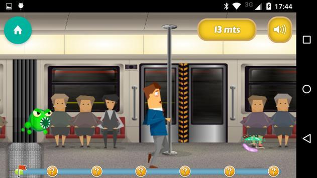 El Desafío Floratil apk screenshot