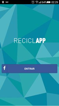 Reciclapp poster