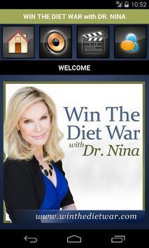 Win the Diet War Podcast apk screenshot
