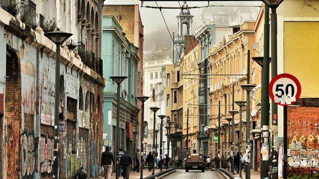Barrio Puerto Valparaiso. screenshot 1