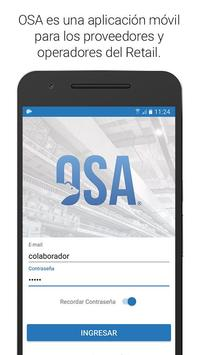 OSA poster