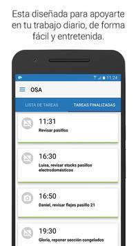 OSA screenshot 1