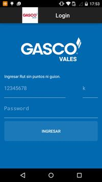 Gasco Vales poster