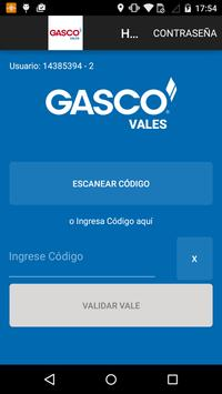 Gasco Vales apk screenshot