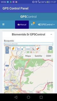 GPS Control Chile screenshot 2