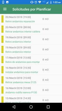 Andamios IQS screenshot 1