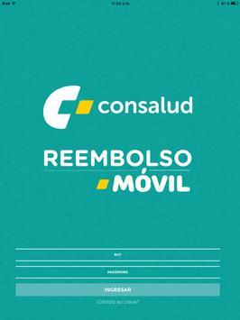 Reembolso Móvil screenshot 10