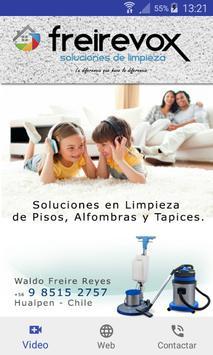 Freirevox poster