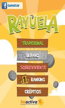 Rayuela chilena poster