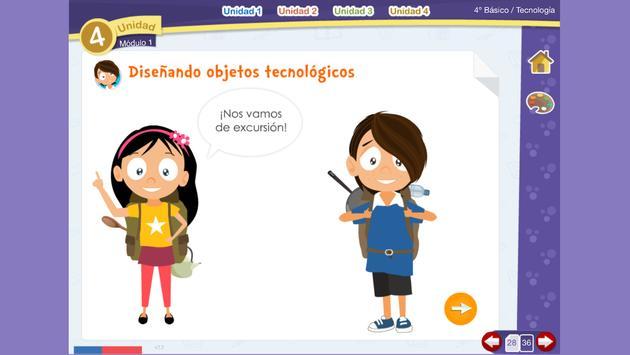 Tecnologia 4º apk screenshot