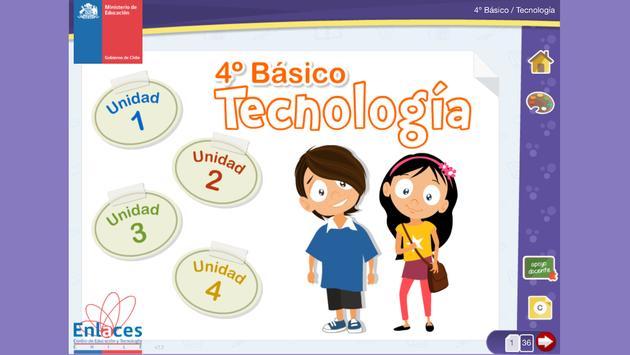 Tecnologia 4º poster