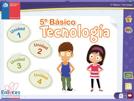 Tecnologia 5º apk screenshot