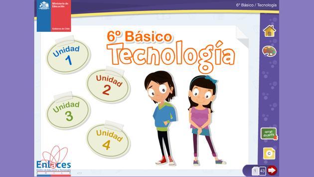 Tecnologia 6º poster