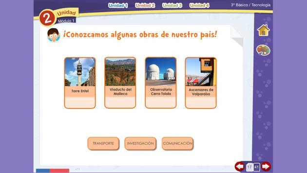Tecnologia 3º apk screenshot