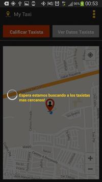 MyTaxi Usuario - Chile screenshot 1