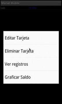 Merval Mobile screenshot 2
